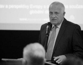 prof. Ing. Václav Klaus, CSc. - Stav a perspektivy Evropy (10)
