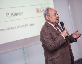 prof. MUDr. Pavel Klener, DrSc.,- profesor 1. lékařské fakulty UK a laureát Hlavní ceny Česká hlava (16)