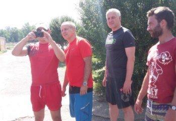 letní outdoor- kajaky Troja Klecany 2015