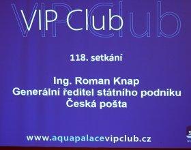 Roman Knap, GŘ Česká pošta (2)
