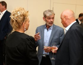 Karel Havlíček, místopředseda vlády + Václav Klaus, předseda hnutí Trikolóra (6)