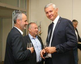 Karel Havlíček, místopředseda vlády + Václav Klaus, předseda hnutí Trikolóra (16)