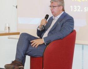 Karel Havlíček, místopředseda vlády + Václav Klaus, předseda hnutí Trikolóra (51)